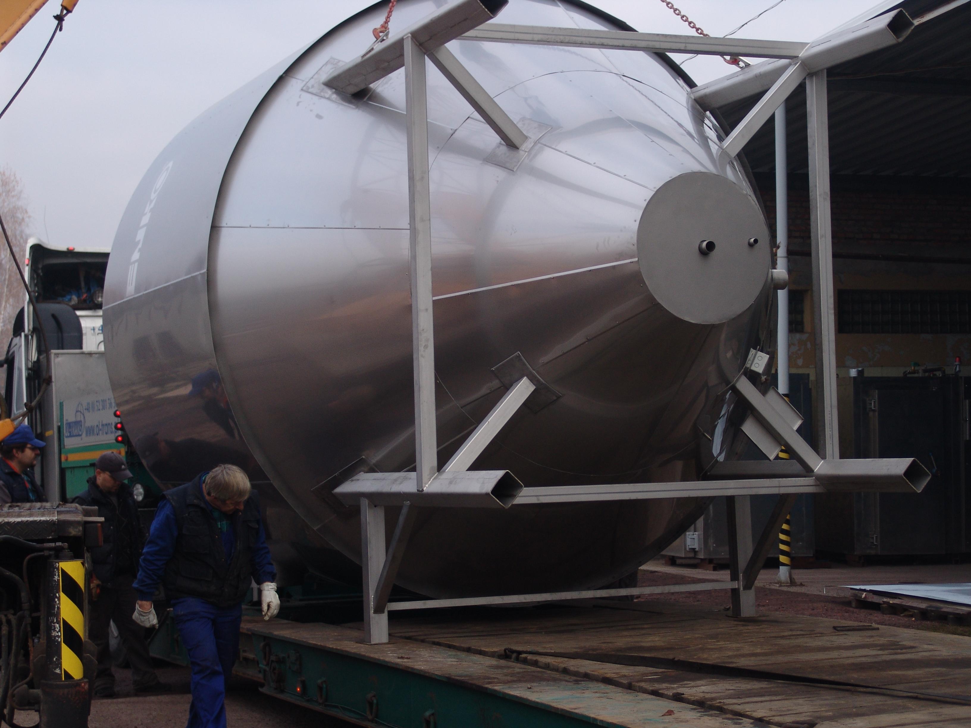 Nowość ENKO - Oferta - Elementy i konstrukcje ze stali nierdzewnej IG97